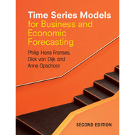 Time Series Models for Business and Economic Forecasting (BOK)