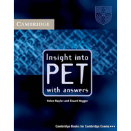 Insight into PET Student's Book with Answers (BOK)
