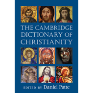 Cambridge Dictionary of Christianity (BOK)