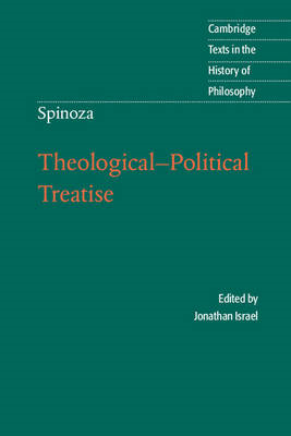 Spinoza: Theological-Political Treatise (BOK)