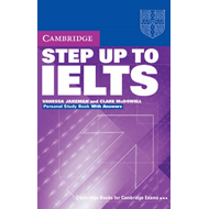 Step Up to IELTS Personal Study Book with Answers (BOK)