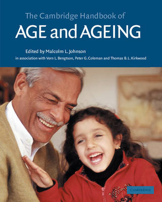 Cambridge Handbook of Age and Ageing (BOK)