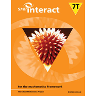 SMP Interact Book 7T: For the Mathematics Framework: Book 7T (BOK)