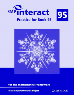 SMP Interact Practice for Book 9S: For the Mathematics Framework (BOK)