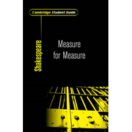 Cambridge Student Guide to Measure for Measure (BOK)