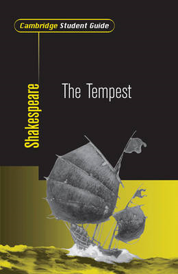 Cambridge Student Guide to The Tempest (BOK)