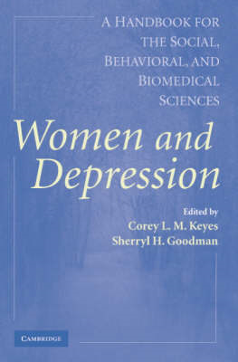 Women and Depression: A Handbook for the Social, Behavioral, and Biomedical Sciences (BOK)