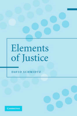 Elements of Justice (BOK)