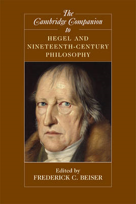 Cambridge Companion to Hegel and Nineteenth-century Philosop (BOK)
