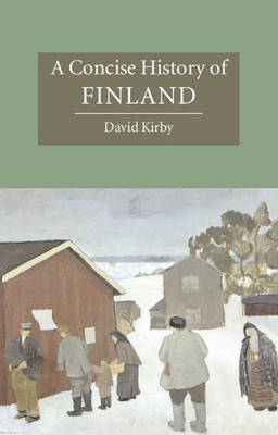 Concise History of Finland (BOK)