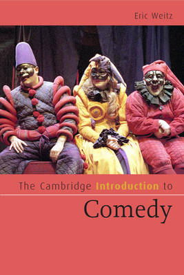 Cambridge Introduction to Comedy (BOK)