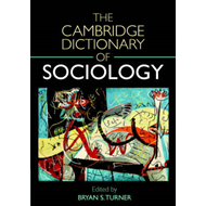 Cambridge Dictionary of Sociology (BOK)
