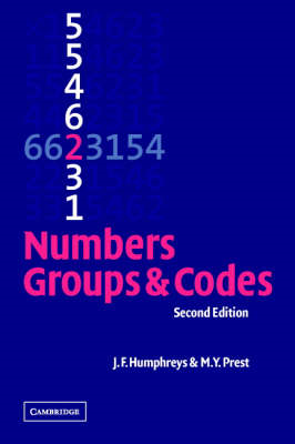 Numbers, Groups and Codes (BOK)