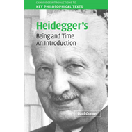 Heidegger's Being and Time: An Introduction (BOK)