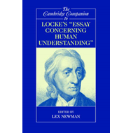 Cambridge Companion to Locke's Essay Concerning Human Unders (BOK)