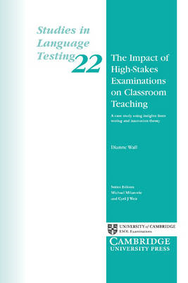 The Impact of High-stakes Examinations on Classroom Teaching: A Case Study Using Insights from Testi (BOK)