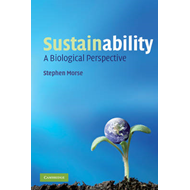 Sustainability: A Biological Perspective (BOK)