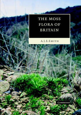 Moss Flora of Britain and Ireland (BOK)