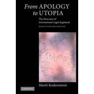 From Apology to Utopia (BOK)