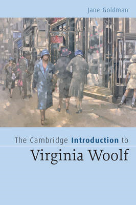 Cambridge Introduction to Virginia Woolf (BOK)