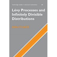 Levy Processes and Infinitely Divisible Distributions (BOK)