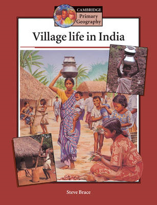 Village Life in India Pupil's book (BOK)