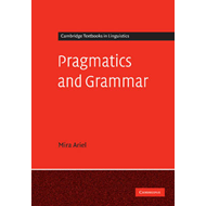 Pragmatics and Grammar (BOK)