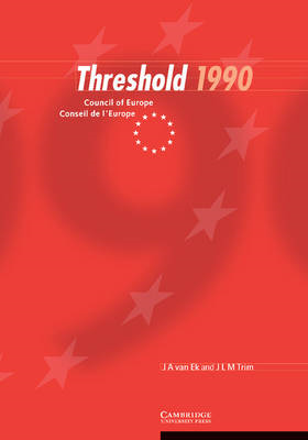 Threshold 1990 (BOK)