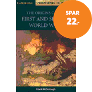 Produktbilde for The Origins of the First and Second World Wars (BOK)