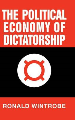 The Political Economy of Dictatorship (BOK)