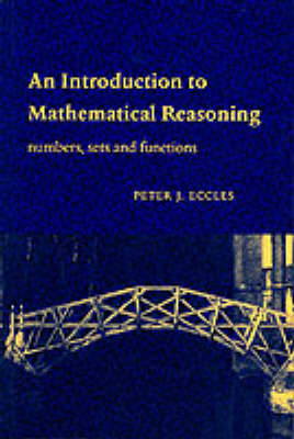 Introduction to Mathematical Reasoning (BOK)
