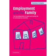 Employment and the Family (BOK)