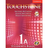 Touchstone Level 1 Student's Book A with Audio CD/CD-ROM (BOK)