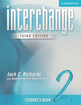 Interchange Student's Book 2: Level 2: Student's Book (BOK)