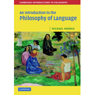 Introduction to the Philosophy of Language (BOK)