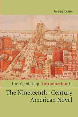 Cambridge Introduction to The Nineteenth-Century American No (BOK)