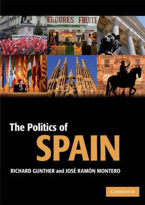 The Politics of Spain (BOK)