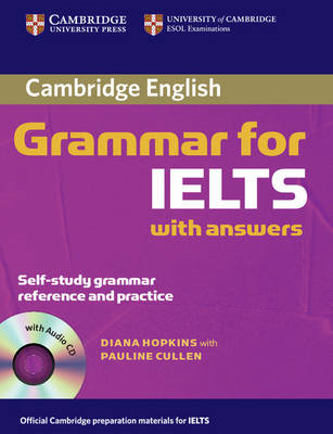 Cambridge Grammar for IELTS Student's Book with Answers and (BOK)