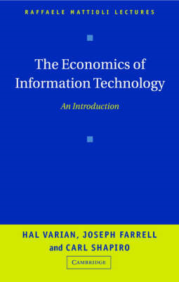 The Economics of Information Technology: An Introduction (BOK)
