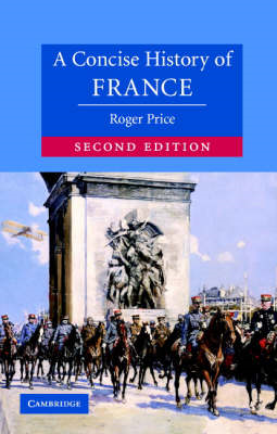 A Concise History of France (BOK)