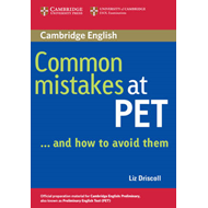 Common Mistakes at PET...and How to Avoid Them (BOK)