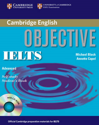 Objective IELTS Advanced Self Study Student's Book with CD R (BOK)
