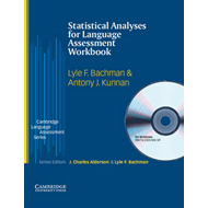 Statistical Analyses for Language Assessment Workbook and CD ROM (BOK)
