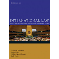 International Law: Cases and Materials with Australian Perspectives (BOK)