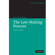 The Law-making Process (BOK)
