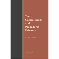 Truth Commissions and Procedural Fairness (BOK)