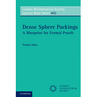The Dense Sphere Packings: A Blueprint for Formal Proofs (BOK)