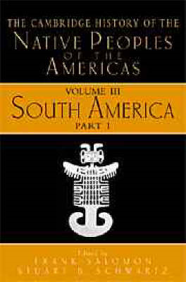 Cambridge History of the Native Peoples of the Americas (BOK)