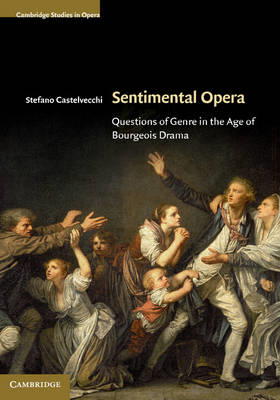 Sentimental Opera: Questions of Genre in the Age of Bourgeois Drama (BOK)