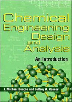 Chemical Engineering Design and Analysis (BOK)